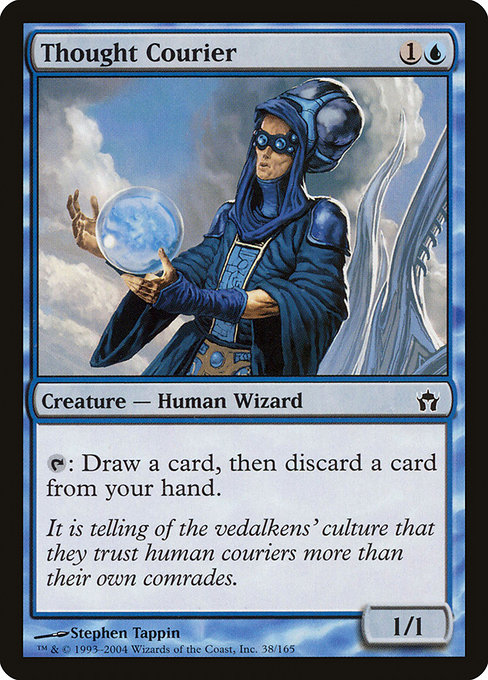Thought Courier (5DN)