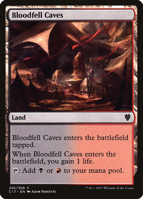 Bloodfell Caves (C17)