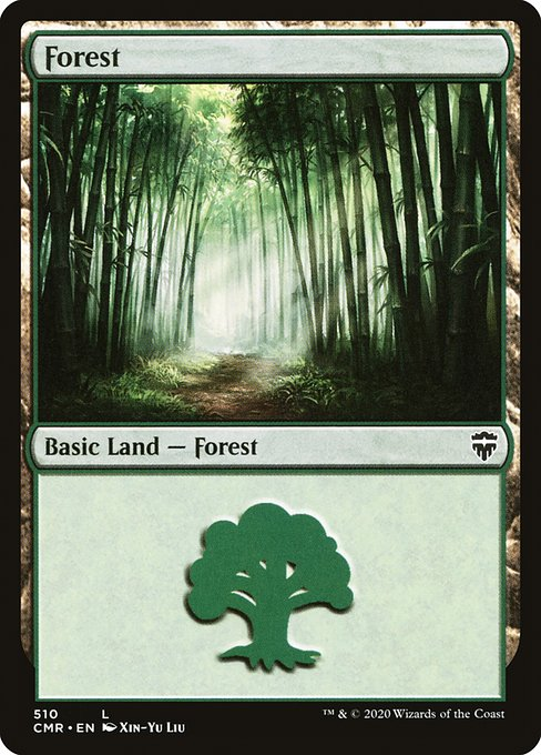 Forest (CMR)