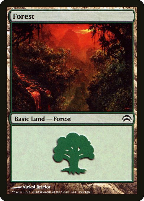 Forest (PC2)