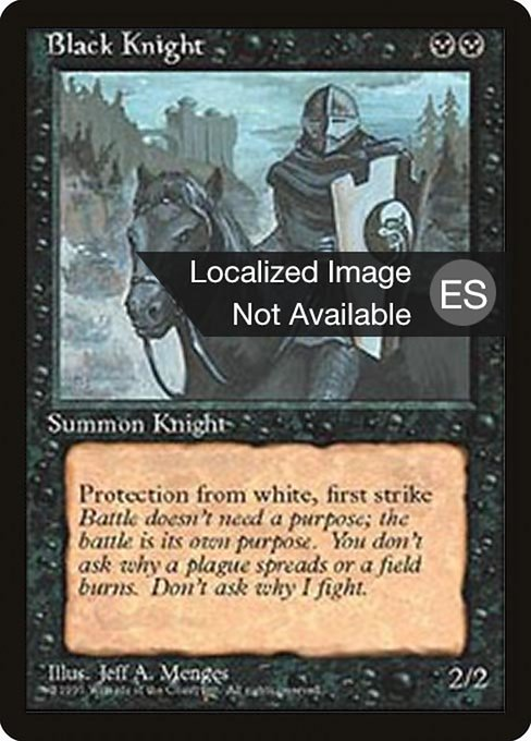 Black Knight (4BB)