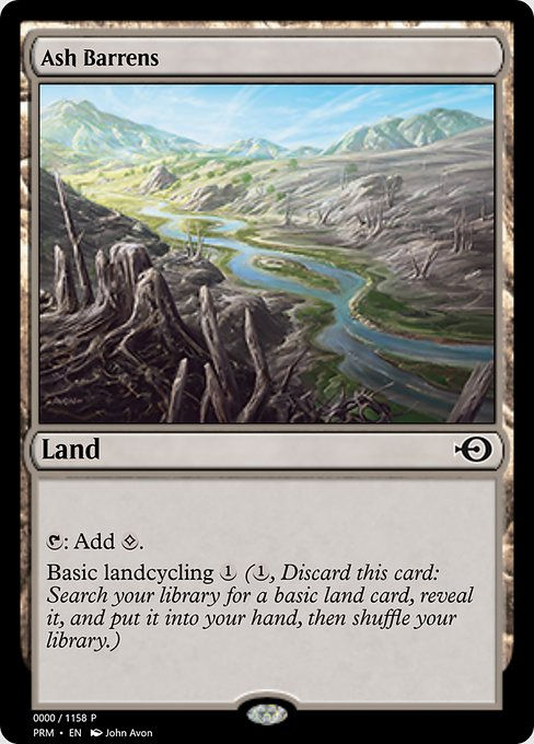 Ash Barrens (PRM)