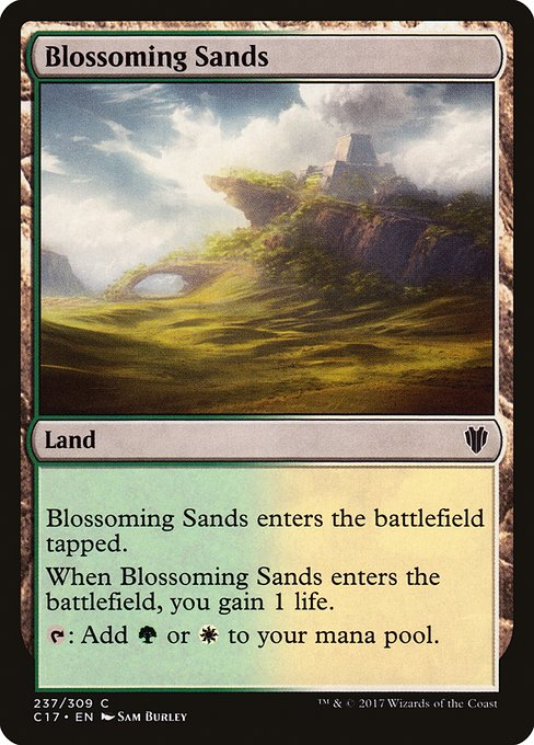 Blossoming Sands (C17)