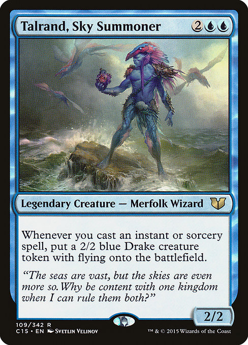 Talrand, Sky Summoner (C15)