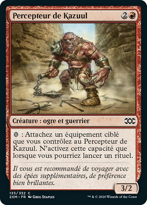 Kazuul's Toll Collector (2XM)