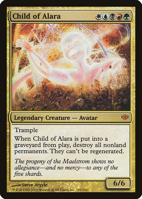Child of Alara (CON)