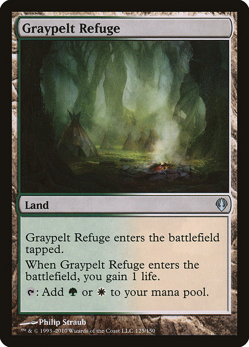 Graypelt Refuge (ARC)