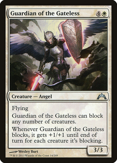 Guardian of the Gateless (GTC)