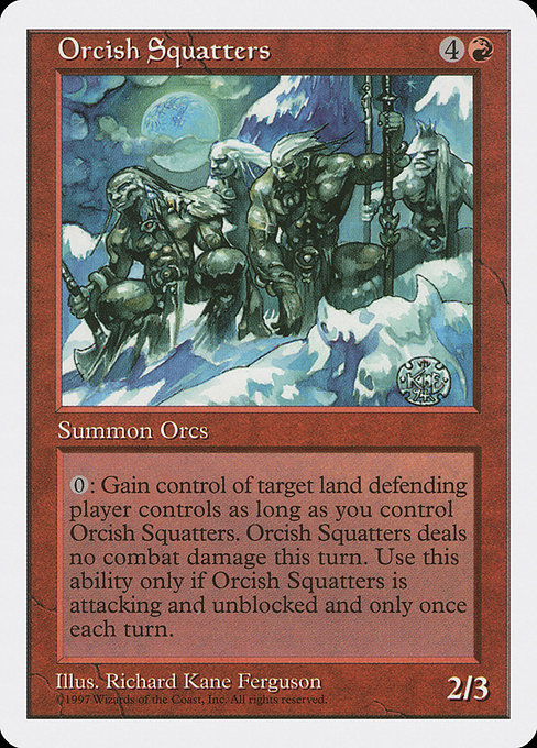 Orcish Squatters (5ED)
