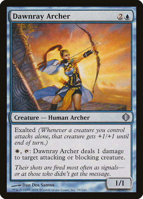 Dawnray Archer (ALA)