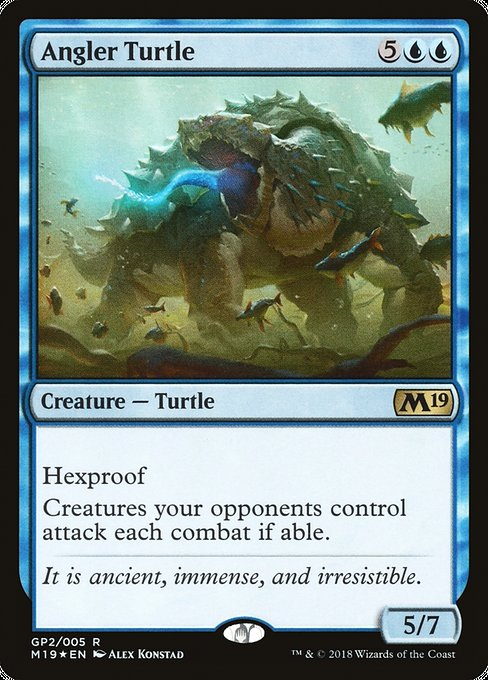 Angler Turtle (PGP1)