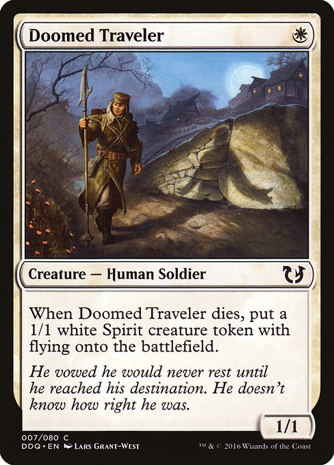Doomed Traveler (DDQ)
