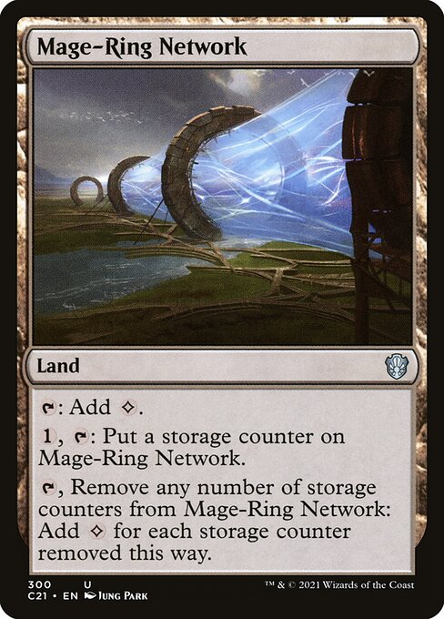 Mage-Ring Network (C21)