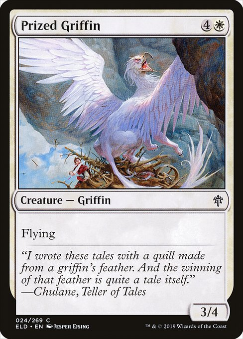 Prized Griffin (ELD)