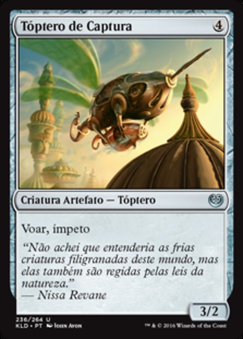 Snare Thopter (KLD)
