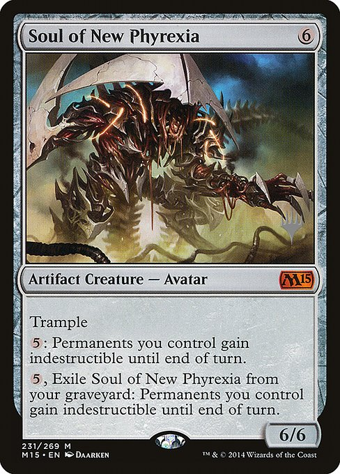 Soul of New Phyrexia (PM15)