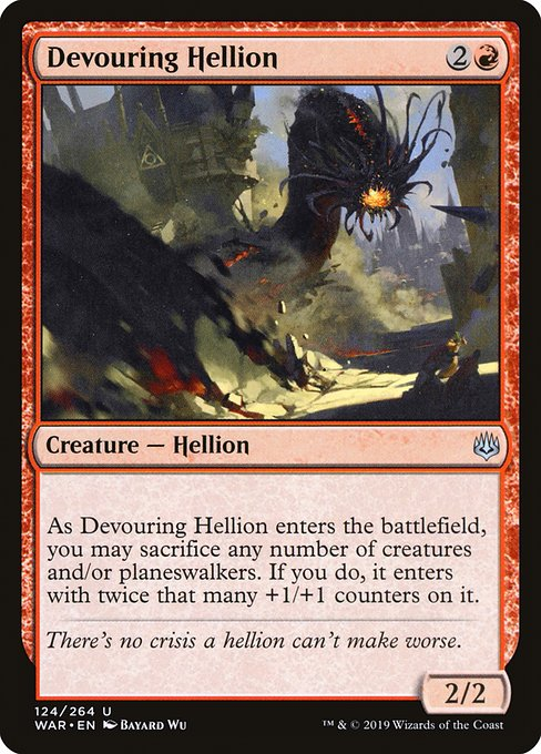 Devouring Hellion (WAR)