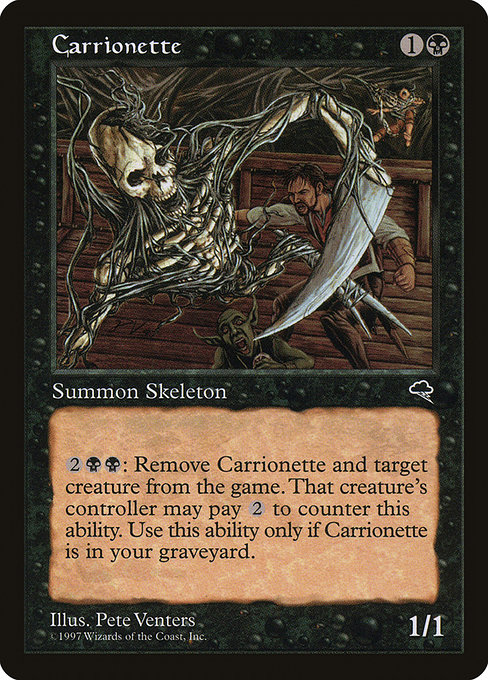Carrionette (TMP)