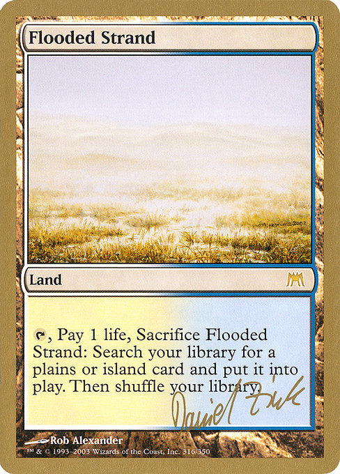 Flooded Strand (WC03)