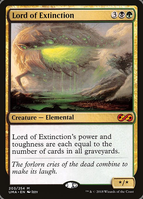 Lord of Extinction (UMA)