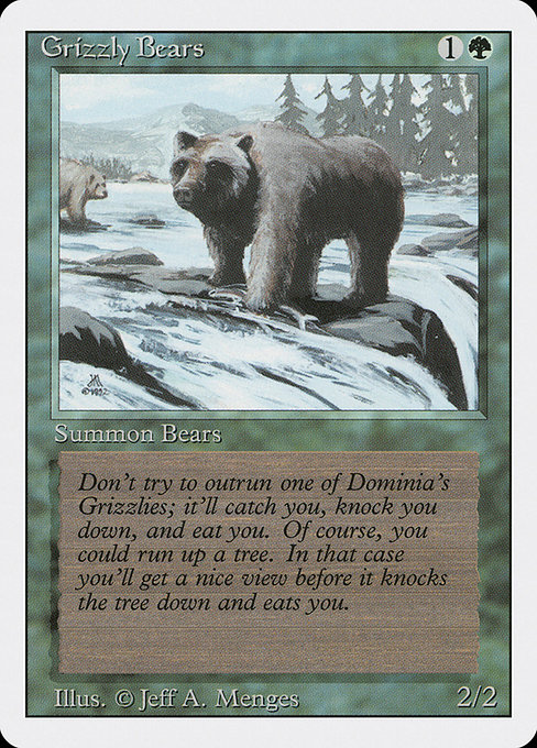 Grizzly Bears (3ED)