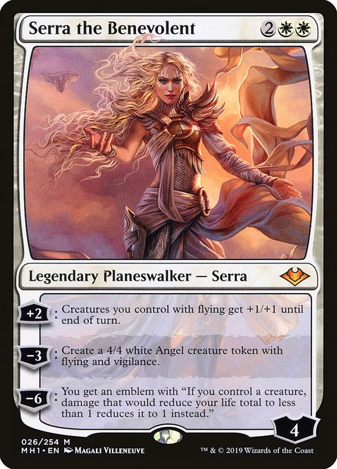 Serra the Benevolent (MH1)