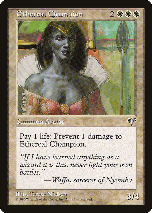 Ethereal Champion (MIR)