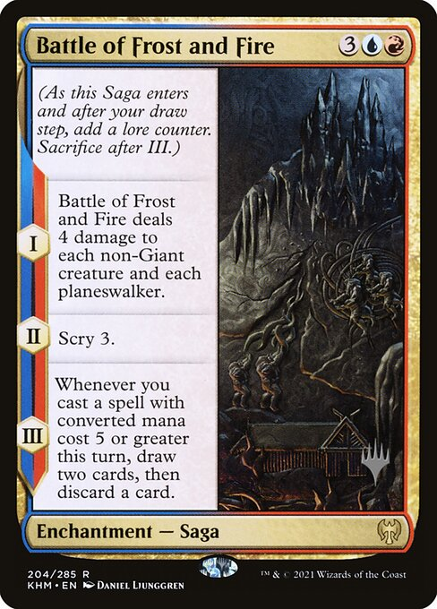 Battle of Frost and Fire (PKHM)