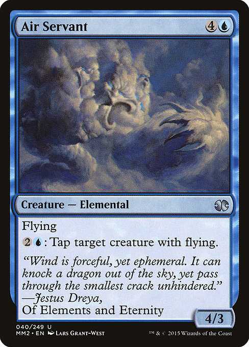 Air Servant (MM2)