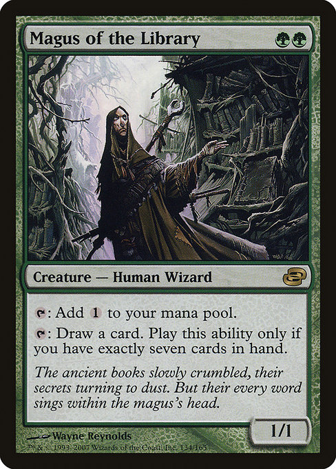 Magus of the Library (PLC)