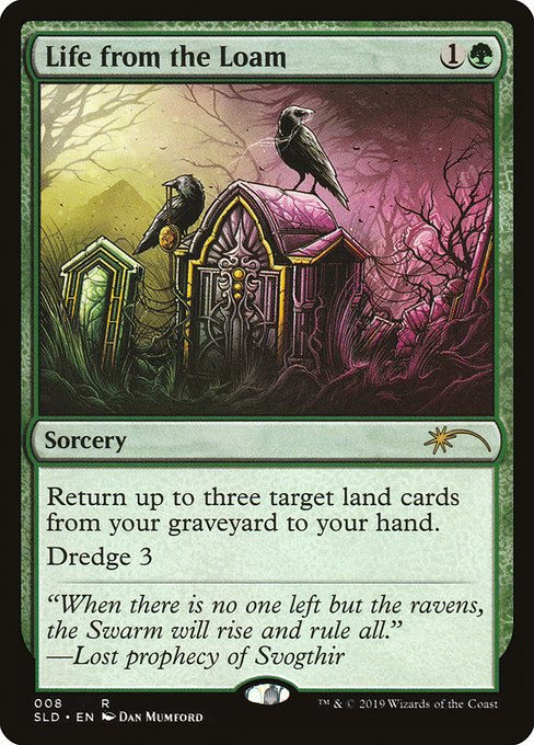 Life from the Loam - Magic: the Gathering