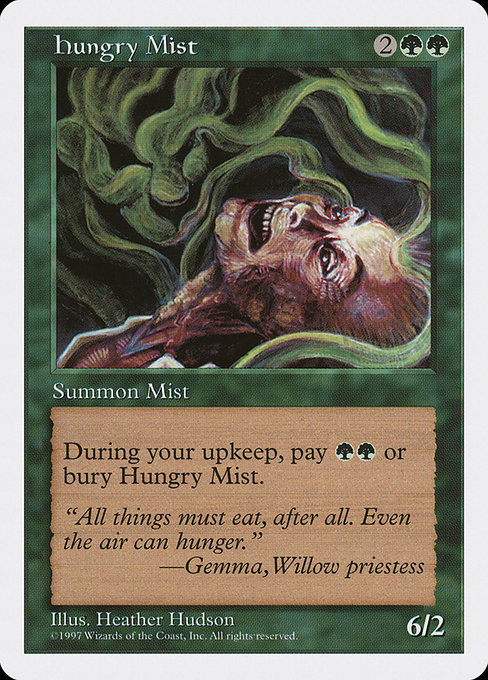 Hungry Mist (5ED)
