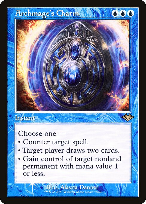 Archmage's Charm (H1R)