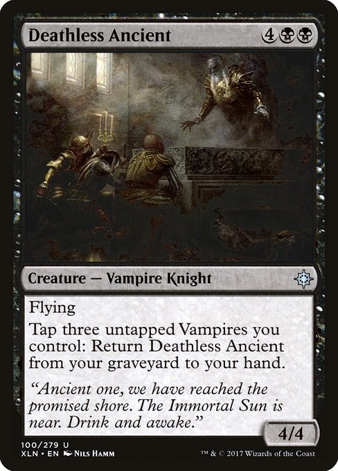 Deathless Ancient (XLN)