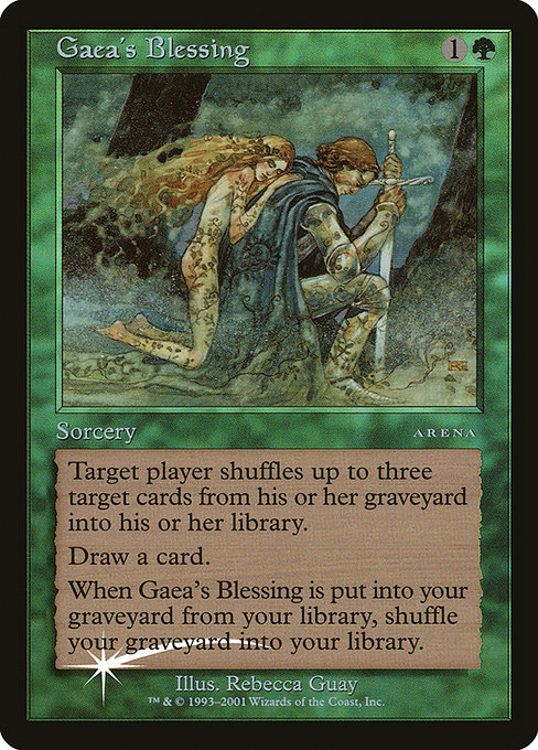 Gaea's Blessing (PAL01)