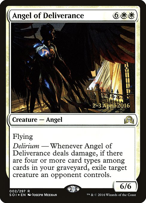 Angel of Deliverance (PSOI)