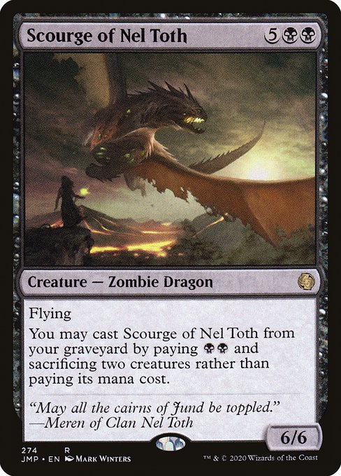 Scourge of Nel Toth (JMP)