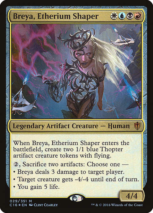 Breya, Etherium Shaper (C16)