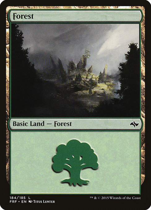 Forest - Fate Reforged