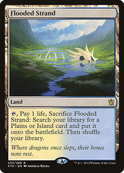 Flooded Strand (KTK)