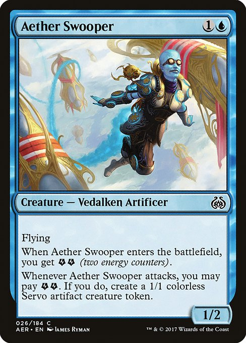 Aether Swooper (AER)