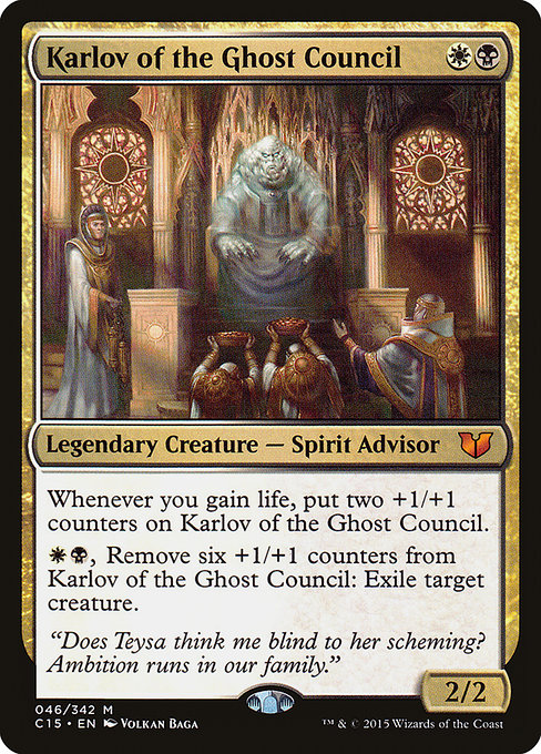 Top Orzhov Commanders Edhrec The companion, also known as amaunator's gift, was a magical second sun that hovered over the city of elturel in elturgard in the latter half of the 15th century dr. top orzhov commanders edhrec
