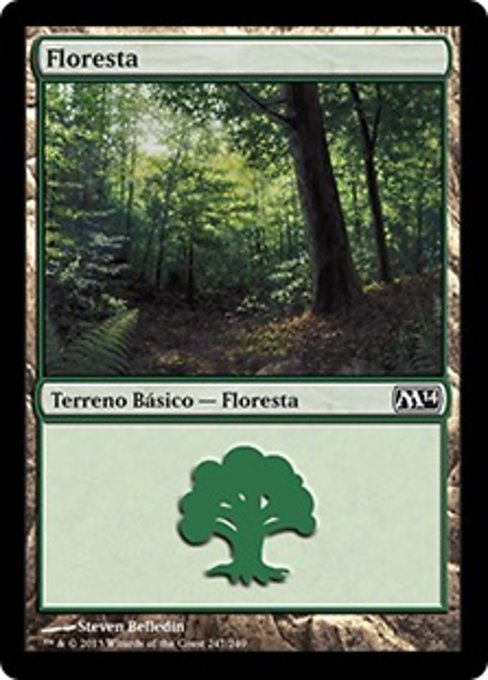 Forest (M14)