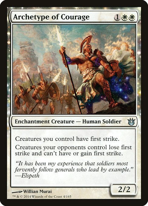 Archetype of Courage (BNG)
