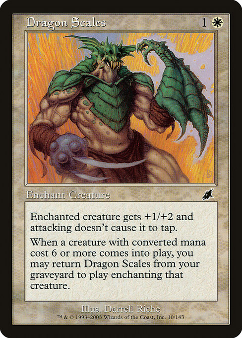 Dragon Scales (SCG)