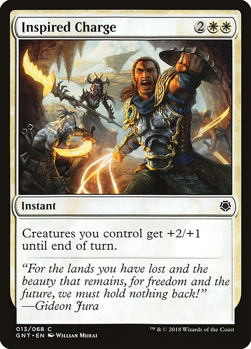 Inspired Charge (GNT)