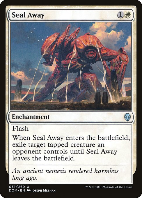 Seal Away (DOM)