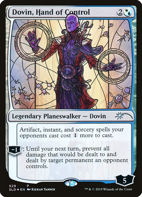 Dovin, Hand of Control (PSLD)