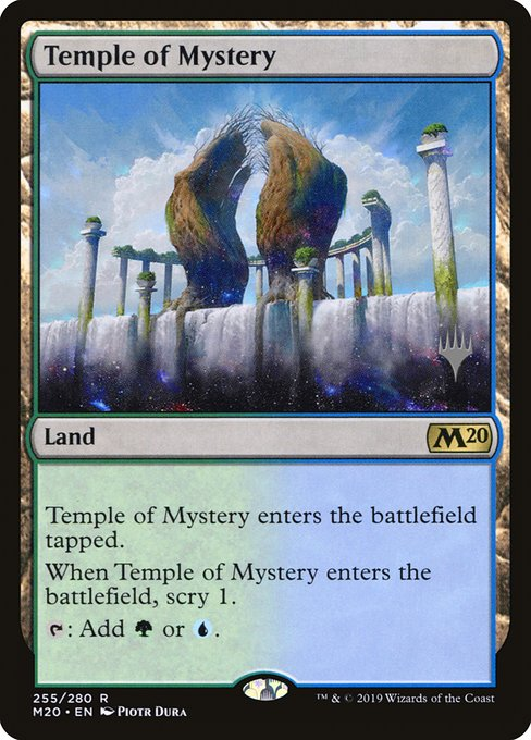 Temple of Mystery (PM20)