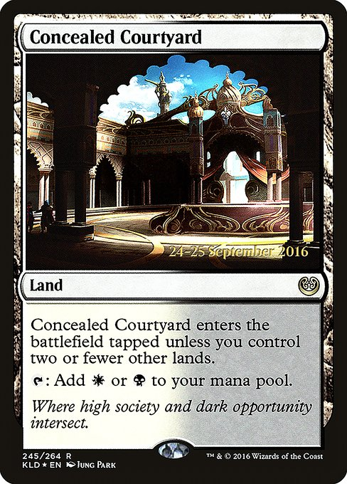 Concealed Courtyard (PKLD)